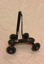 Vidpro SK-22 Professional Skater Dolly for Digital SLR Cameras & Video