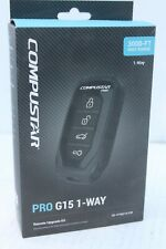 Compustar RF-P1WG15-FM 4 BUTTON REMOTE PACKAGE 2 Remotes Included!