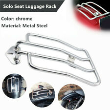 1*Motorcycle Rear Fender Tail Frame Luggage Rack Fit For Yamaha Kawasaki Suzuki
