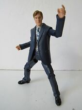 "DC Universe The Dark Knight Movie Masters 6"" Two Face Harvey Dent Action Figure"