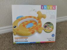 Brand new in the box Intex Friendly Goldfish Baby Pool