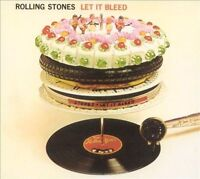 THE ROLLING STONES LET IT BLEED SACD ABKCO digipack 1992 OOP! Mick Jagger