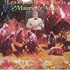 ++MAURICE ANDRÉ les 16 plus beaux noels LP ERATO venez divin messie RARE EX++