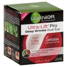 Lot of 105 Garnier  Ultra - Lift Pro Deep Wrinkle Dual Eye Cream pl read below