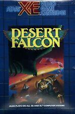Desert Falcon Cartridge Atari  XE Blue New 800/XL/XE