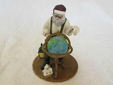 "Thomas Kinkade - ""St. Nicholas Plans His Trip"" Figurine"