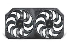 "FLEX-A-LITE 294 - Dual 15"" S-Blade elec fan w/full shroud & Variable Speed Cont"