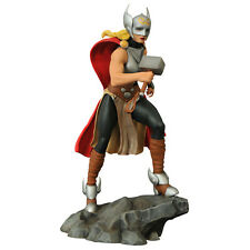 """FEMME FATALES ~ Marvel ~ LADY THOR ~  9"""" PVC Statue by Diamond Select Toys"""