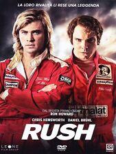 Dvd Rush - (2013) *** Contenuti Speciali *** ......NUOVO