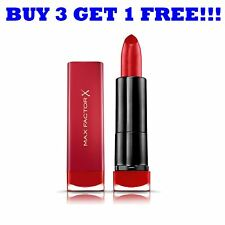 Max Factor Colour Elixir Marilyn Monroe Collection Lipstick Ruby Red