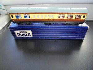 Hornby Dublo 32096 2/3-Rail D20 Restaurant Car W9572 Boxed