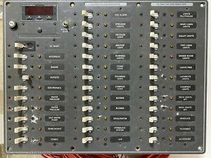 Blue Sea Systems DC 12V / 24V Distribution Panel