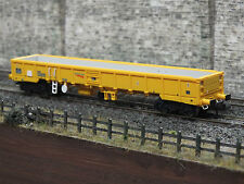 2F-010-005 NEW DAPOL N GAUGE JNA FALCON WAGON NETWORK RAIL YELLOW NLU29047
