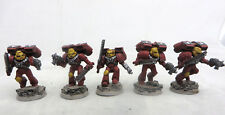 Warhammer 40k Space Marine Assault army lot jumpbacks painted blood angels #5