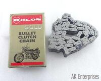 ROYAL ENFIELD BULLET CLUTCH CHAIN (ROLON) NEW BRAND @AK