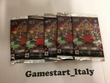 THE EYE OF JUDGMENT - 5 BUSTE BIOLITH REBELLION 2 - PS3 - VERSIONE ITA - NUOVO