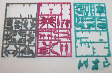 1987 Transformers Japan Kabaya Seacons Tenakill & Nautilator & Skalor Unused