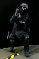 """US 1/6 Scale  Military Army body suit Soldier SWAT Police Uniform F 12"""" Figure"""