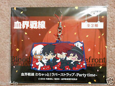 Blood Blockade Battlefront Rubber Strap -Party time- A Step Ver. Kekkai Sensen
