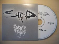 STAIND : PRICE TO PLAY [ CD SINGLE ]