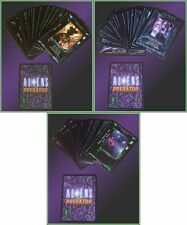 Alien vs Predator CCG Card Game Aliens Predator Marines Lot of 3 Starter Decks