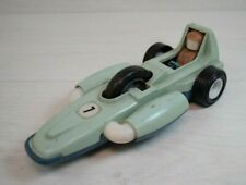 Vintage Collectible Sports Sport Race Racing Plastic Toy Car Model Wicher German