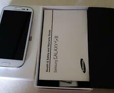 Samsung Galaxy S III SGH-1747 - 16GB - Marble White (Unlocked) Smartphone