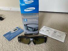 Samsung Active 3D Glasses for Smart TV (SSG-3100GB) Black