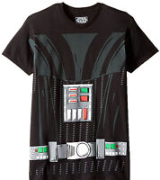 Star Wars Darth Vader Costume Adult T-Shirt - Darth Vader Yoda Movie