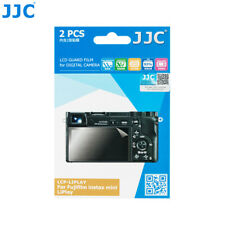 JJC 2Pcs LCD Film Screen Protector for Fujifilm Instax Mini LiPlay