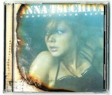 CD ★ ANNA TSUCHIYA - CHANGE YOUR LIFE ★ ALBUM ANNEE 2006 MADE IN JAPAN ★