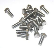 20 x  Steel Hex Head Bolts  10BA x 1/2  PRECISION BRITISH MADE MODEL ENGINEERING