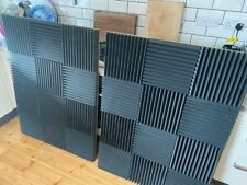 More details for  auralex studio wedgies x 24 mounted on boards