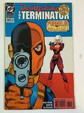 DEATHSTROKE #32 (1993 DC COMICS) NM