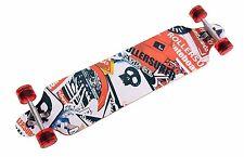 "Longboard Skateboard Cruiser Through downhill Complete-41"" X 9-1/2"""
