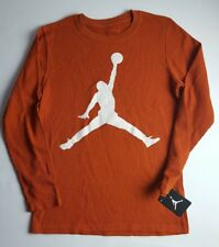 Nike Air Jordan Boys Jump-man Long Sleeve Thermal Size Small
