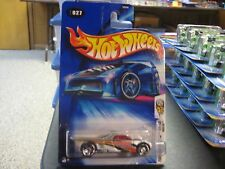 2004 Hot Wheels First Edition ZAMAC Bedlam 27/100 MONMC