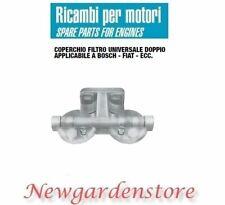 Coperchio filtro universale doppio BOSCH FIAT 12902 motore 0450136007
