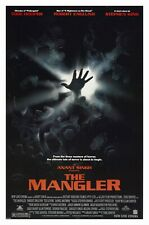 THE MANGLER (1995) ORIGINAL MOVIE POSTER  -  ROLLED