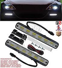 UNIVERSAL LED DRL LIGHTS DAYTIME RUNNING LIGHTS FOG COB WATERPROOF-Nissan 2
