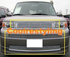 FOR 2003 2004 2005 2006 2007 Toyota Scion XB  Billet Grill  Combo inserts