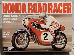 MPC 856/12 Honda Road Racer Dick Mann's Daytona Winner 1/8 scale model kit NEW