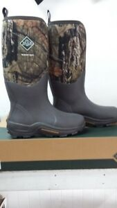 Muck Boot Cold Conditions Hunting Boot Mossy Oak Break-up Country