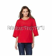 Disney's ALICE THROUGH THE LOOKING GLASS GIULIANA Cape Blouse Tunic Top 16 18 XL