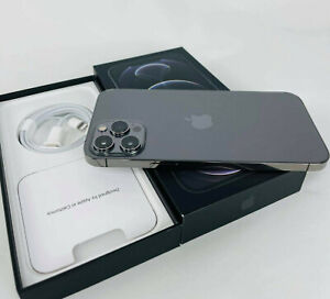 NEW Apple iPhone 12 Pro Max,256GB - Graphite (Unlocked) for SALE!