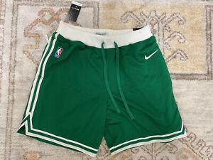 Nike Boston Celtics NBA Icon Edition Shorts  (RARE) AQ2540-312 Men's Size XL NWT