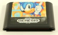 Sega Genesis Sonic The Hedgehog '1991 TESTED & Works