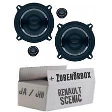 Mac Audio Altavoz para RENAULT SCENIC 1+2 Delantero Trasero 13cm Coche