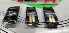 Slight Blems 2 Chevelle & 1 GTO Body Lot  MoDEL MoToRING HO slot car Fits T-jet