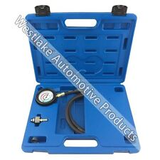Car Auto Exhaust Back Pressure Tester Gauge KitProfessional Auto Tools